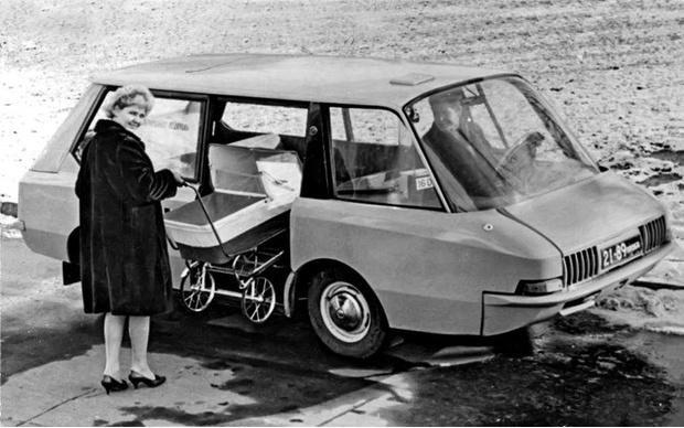 Фото №7 - 10 советских автомобилей, которым не стыдно было оказаться иномарками