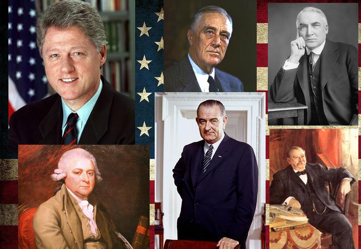 Фото №1 - 9 президентов США, замешанных в секс-скандалах