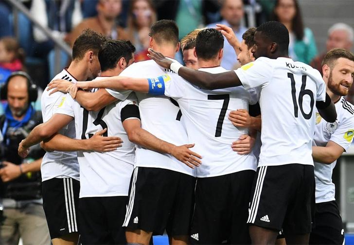 Германия — Чили: прогноз на матч Кубка конфедераций