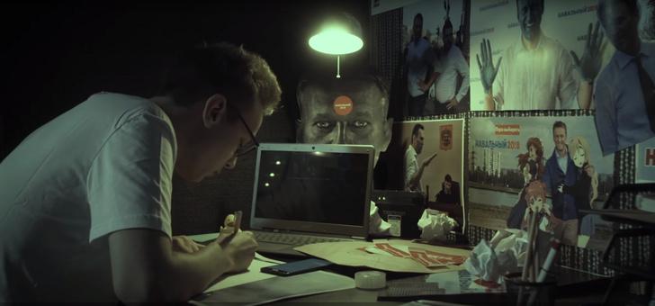 Фото №1 - Клип дня: Пародия на песню Эминема «Стэн», обнажающая всю правду о Навальном!