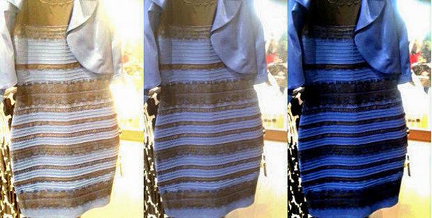 Феномен синего или белого платья