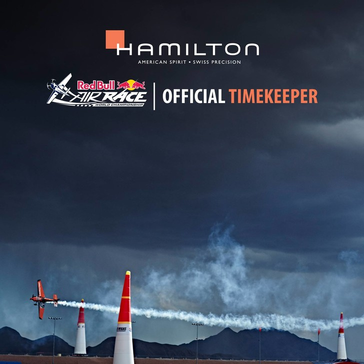 Фото №2 - Red Bull Air Race и его хронометрист