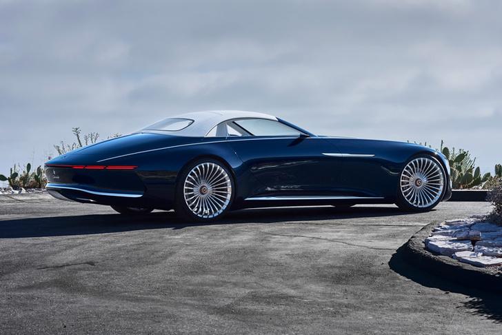 Фото №15 - Новый концепт Mercedes  будто напоминает нам, кто вообще принес автомобильность на планету Земля