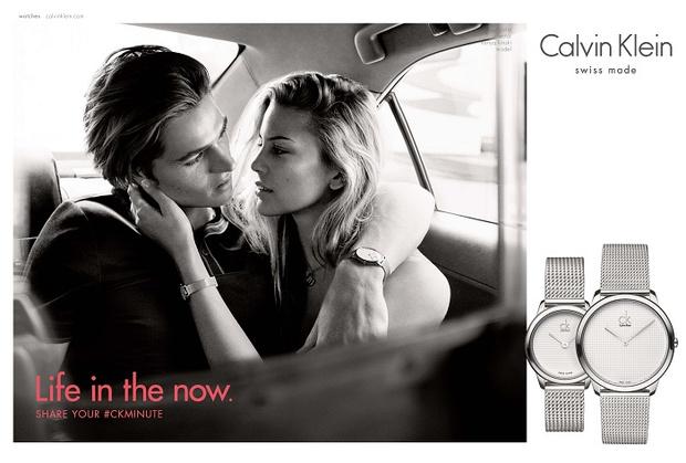 Фото №2 - Один момент: Calvin Klein предлагает поделиться