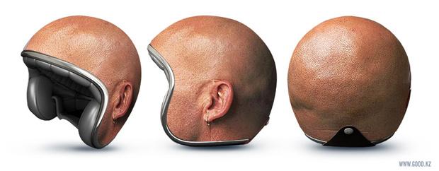Фото №3 - Шлем. Просто шлем