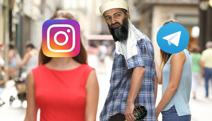 Фото №1 - Лучшие шутки о призыве Бастрыкина заблокировать Instagram