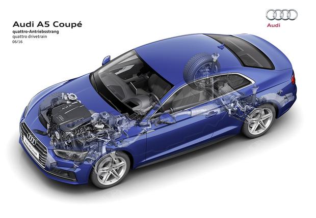 Фото №13 - Пять причин, почему Audi A5 — это пять