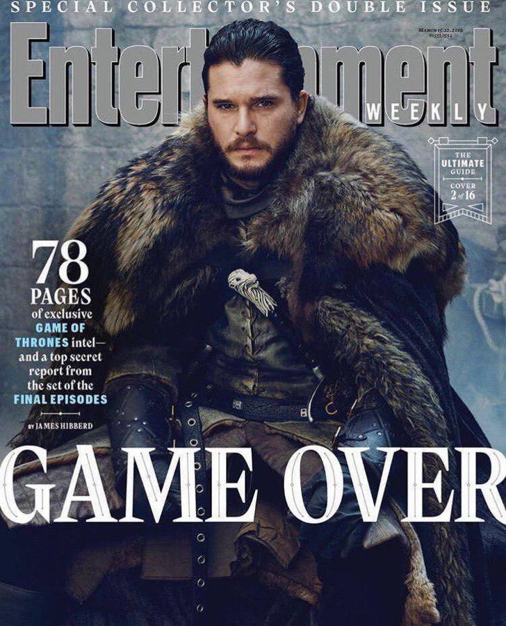 Фото №2 - Entertainment Weekly показали новые эксклюзивные кадры к «Игре престолов»
