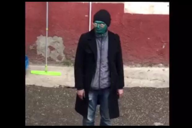 Фото №2 - Краснодарец измазался зеленкой, чтобы безнаказанно совершить преступление