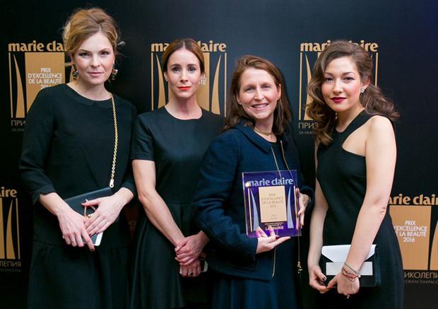 Фото №5 - Marie Claire вручил премию в области красоты Prix d'Excellence de la Beauté 2016