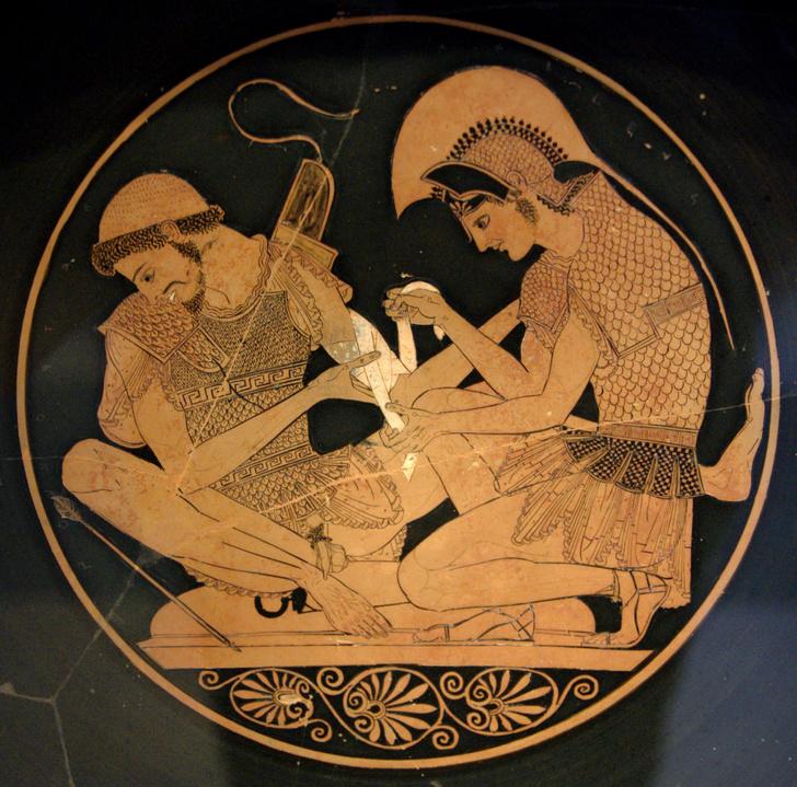 Фото №2 - 300 спартанцев, персидские «бессмертные» и другой спецназ древности