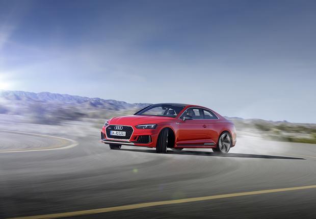 Фото №17 - Пять причин, почему Audi A5 — это пять