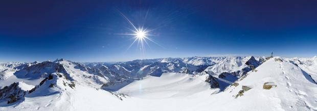 Фото №1 - Что делать на Штубайском леднике?
