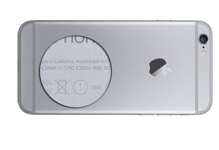 Что означают цифры и символы на задней панели айфона