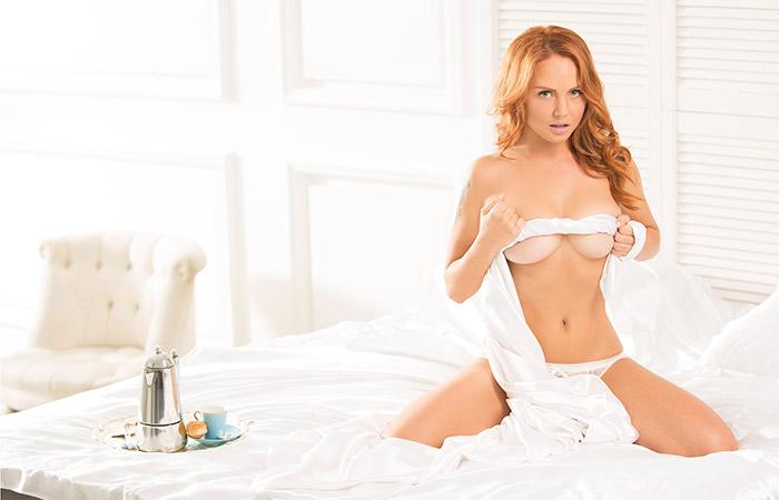 Фото №6 - 100 самых сексуальных женщин страны 2013. Места с 60 по 51
