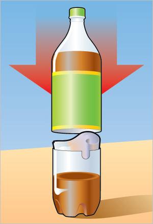 Фото №6 - Как спрятать деньги в пластиковой бутылке