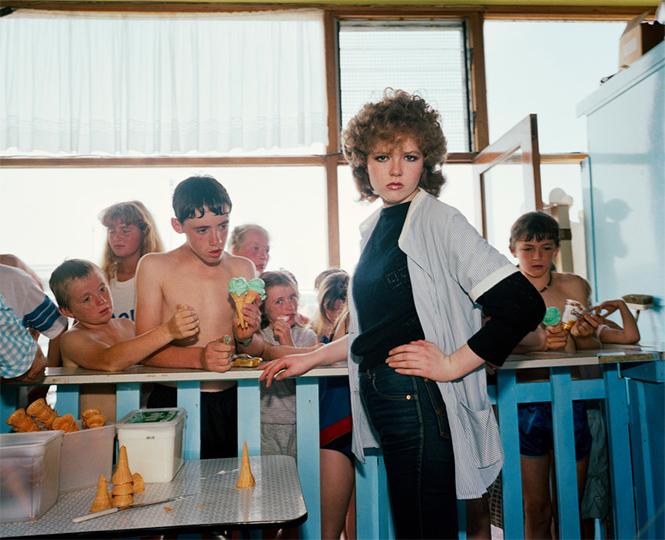 Фото №23 - Обычный туристический ад: фотографии английского курорта в 80-е