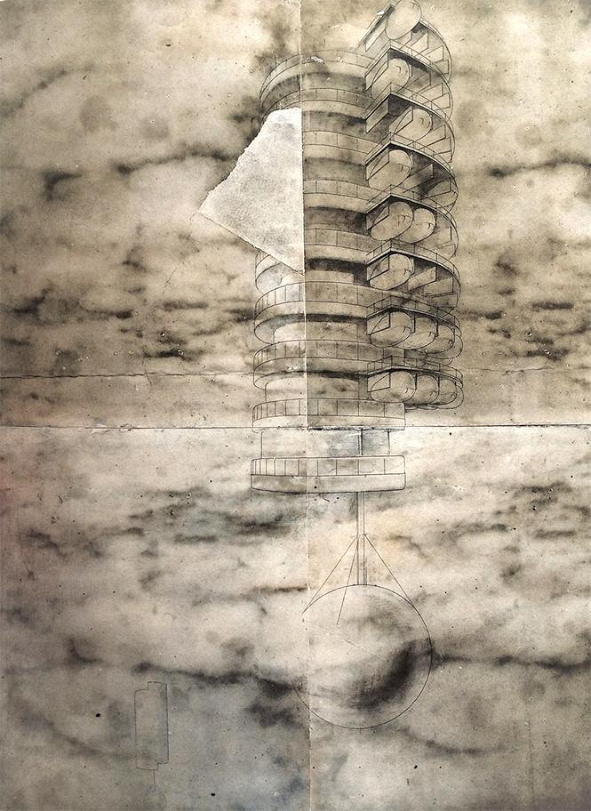 Фото №4 - Советский проект летающего города