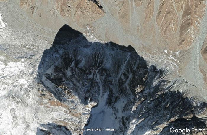 Фото №4 - 20 необычных мест, найденных на Google Earth