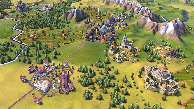 Фото №5 - Всё о будущей игре Civilization 6