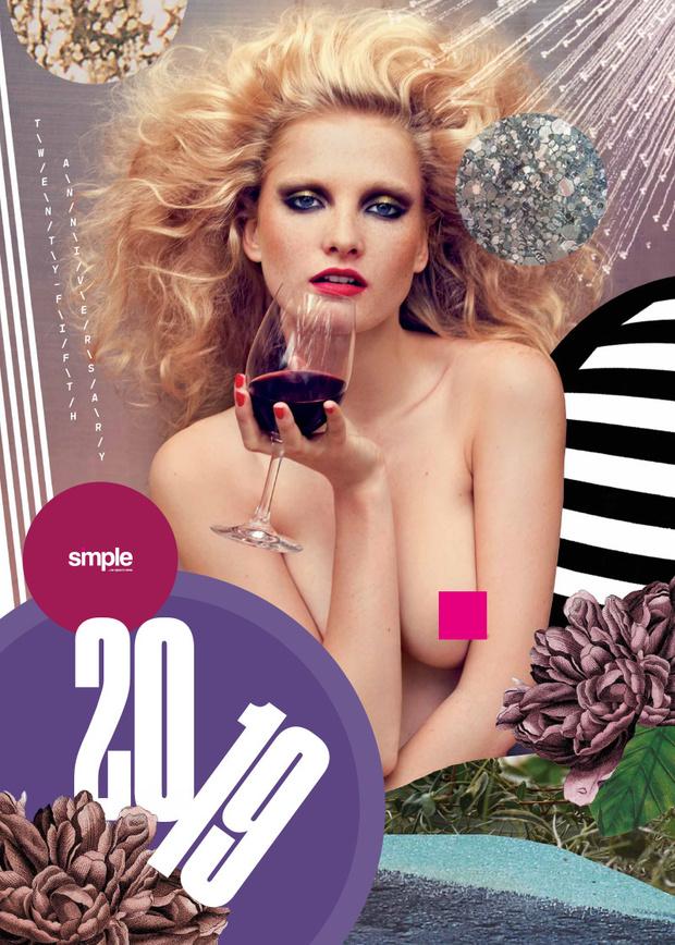 Фото №2 - Календарь о вине и женской красоте от японской художницы