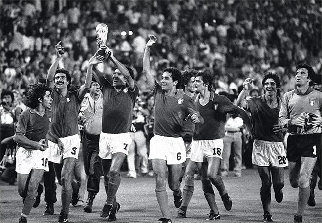 Фото №12 - Самые увлекательные факты из истории чемпионатов мира по футболу