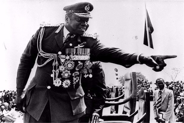 Фото №1 - Царь зверей: история самого кровожадного африканского диктатора
