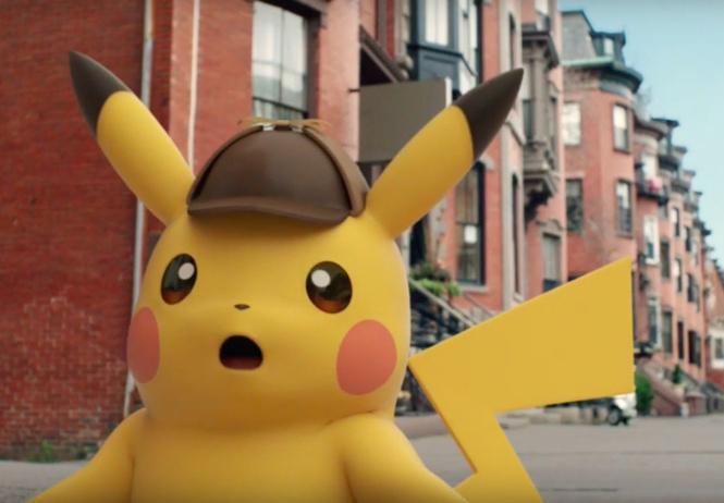Райан Рейнольдс (Дэдпул) получил роль мечты: он сыграет детектива Пикачу