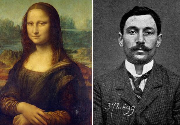 Фото №1 - Человек, благодаря которому Мона Лиза стала легендарной