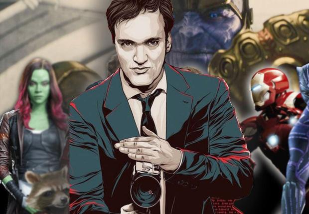 Фото №1 - Тарантино назвал свой любимый фильм Marvel