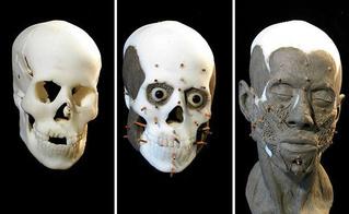 Ученые восстановили внешность девушки-подростка, жившей 9 тысяч лет назад!
