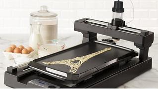 Американская компания продает принтер для блинов