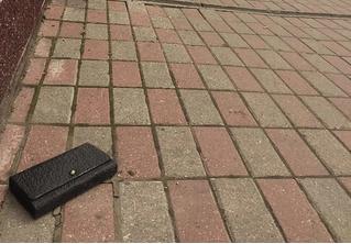 В Ярославле установлен памятник Потерянному Бумажнику, и его практически невозможно украсть!