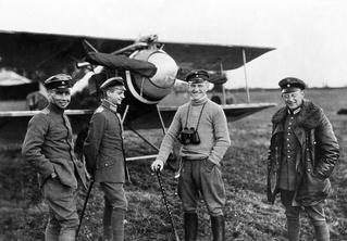 История Красного барона, величайшего аса Первой мировой войны