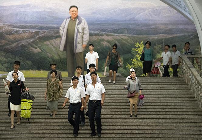 Фото №1 - Счастливый досуг Северной Кореи