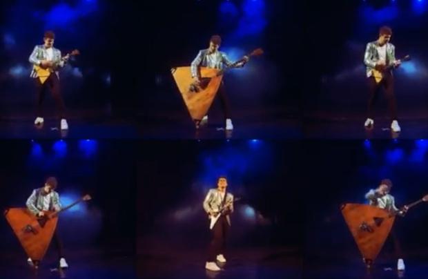 Фото №1 - Уральский балалаечник восхитил Queen исполнением хита The Show Must Go On (видео прилагаем)