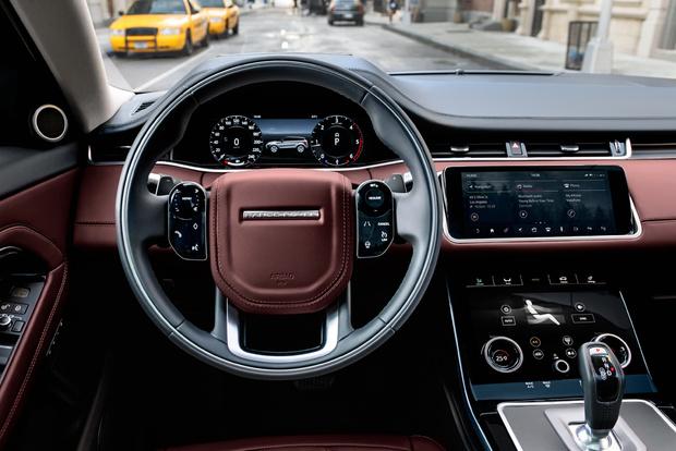 Фото №7 - Гламурно жить опять не запретили: представлен Range Rover Evoque второго поколения