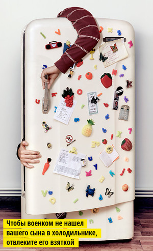 Фото №1 - Куда вешать магниты, если холодильник уже кончился
