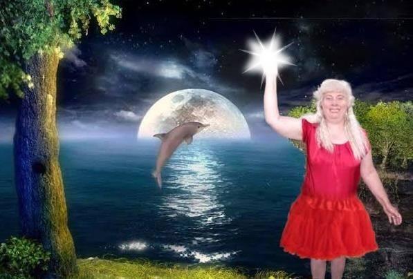 Фото №11 - Богиня Фотошопа: женщина поразила пользователей Facebook  своими фотографиями