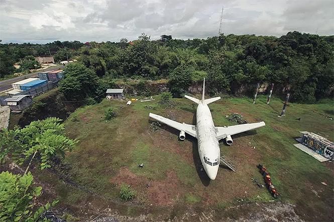 Фото №3 - Мистерия тайны загадочного самолета: откуда взялся этот «Боинг»?!