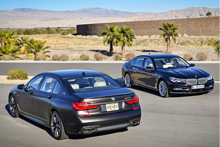 Фото №6 - BMW M760Li xDrive: 12 цилиндров седьмой серии