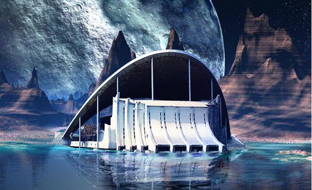 Фото №7 - Советские постройки на других планетах
