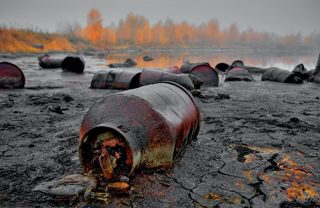 Фото №7 - Филиалы ада на Земле: 5мест, гдепочему-то живут люди