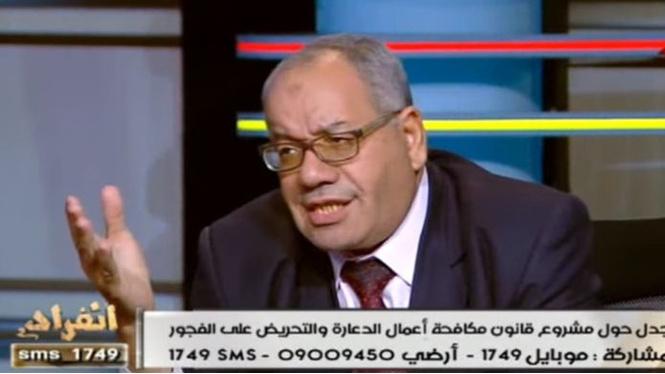 Египетский адвокат, предложивший насиловать женщин в рваных джинсах, отправлен в тюрьму на три года