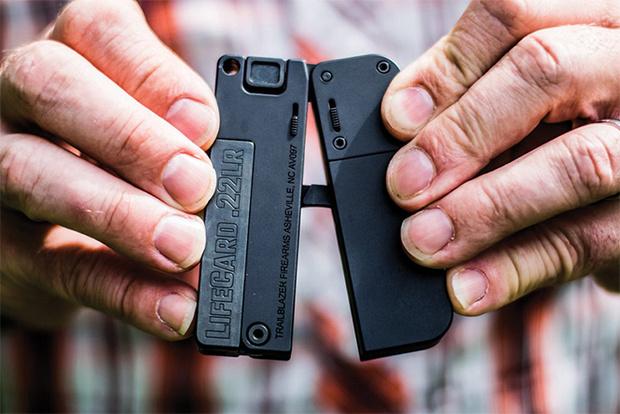 Фото №4 - Пистолет размером с кредитную карту неожиданно стал реальностью!
