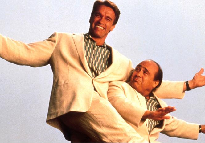 В продолжении «Близнецов» кроме Шварценеггера и Де Вито появится третий брат! Угадай кто!