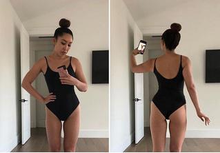 Фитнес-блогерша наглядно показала, как менялись стандарты женской красоты