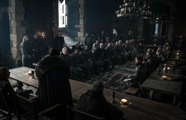 Фото №9 - Новые интригующие фотографии из 7-го сезона «Игры престолов»