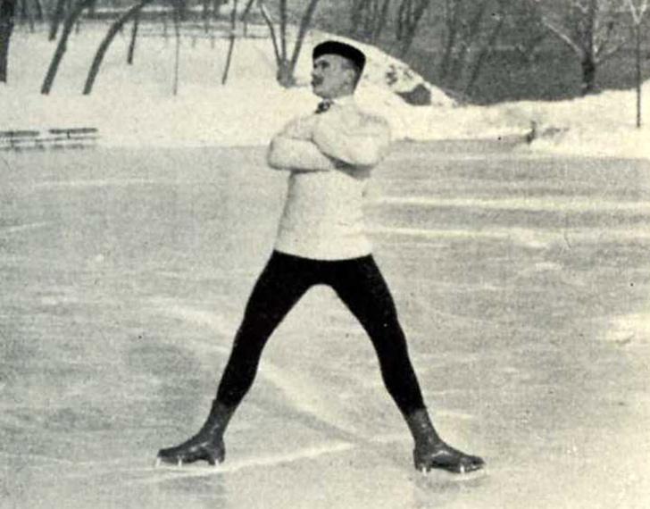 Фото №2 - Русский фигурист, который тайно стал олимпийским чемпионом