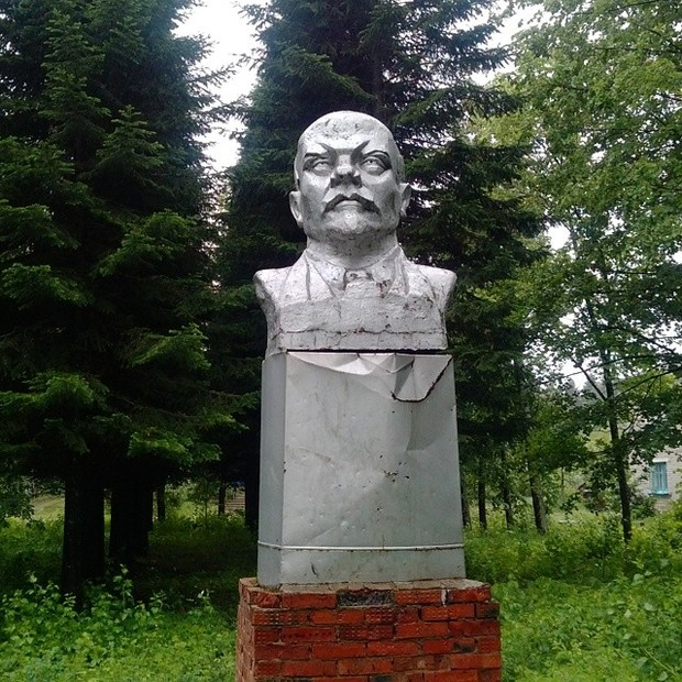 Фото №16 - Самые дурацкие памятники Ленину